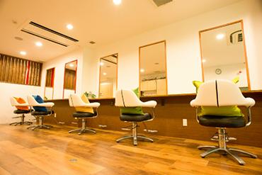 Hairmake&Spa Tento-画像
