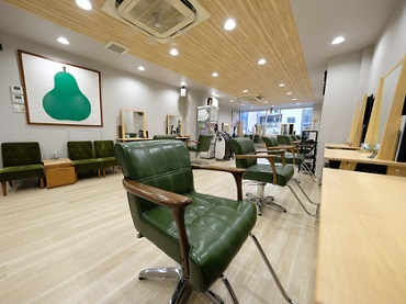 hair salon nano画像